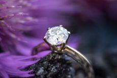比利时魔星钻成婚戒潮流,你会用莫桑钻人造钻石求婚吗?