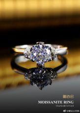 能和钻石媲美的美国莫桑石/莫桑钻-唯钻会