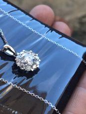 """5000多就能买到闪闪发光的""""钻石项链"""",你敢相信!"""