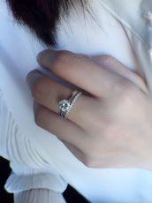 唯钻会莫桑钻:结婚你会选择比利时魔星钻吗?
